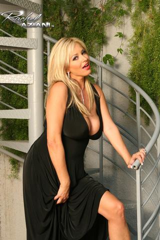glamorous blondie black dress