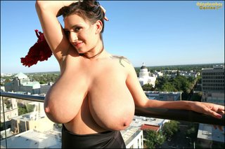 big tits, boobs, individual model