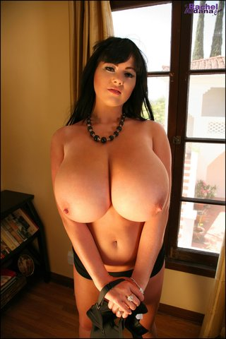 big tits, black, panties, tits