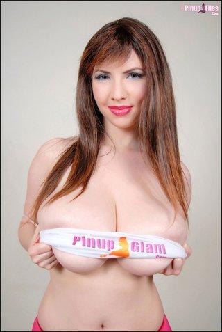 big tits, brunette, cute