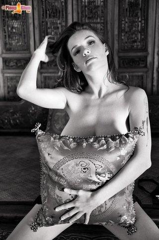 big tits, black, photoshoot, white