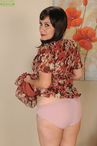 dress, mature, milf