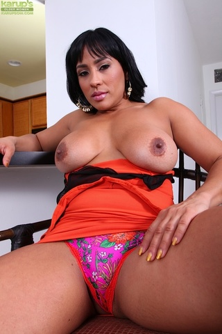 exotic busty milf naughty