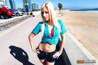 blonde, cum, gorgeous, hardcore