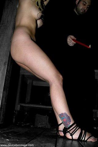 bondage, submissive, wax