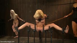 pretty blondes submit slave