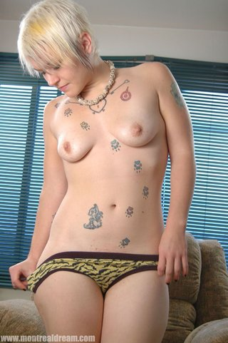ass, blonde, erotica, tits