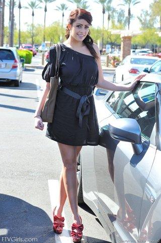 ass, black, dress, erotica