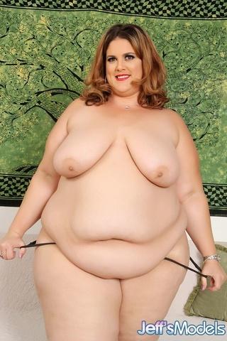 lovely big brunette white