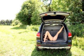 babe, car, erotica, stockings