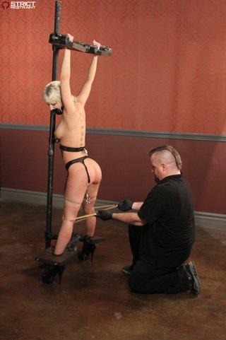 ass, bondage, feet, whip