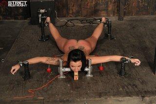 ass, bondage, pretty, wax