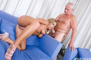 babe, fucking, hardcore, old man