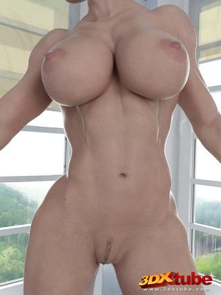 slender beauty perky fun