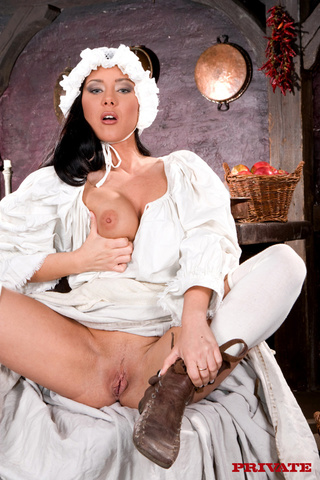 steaming hot french maids