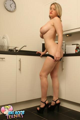 british little kitchen