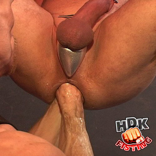 muscular dude lays naked
