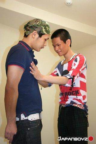 asian, gay, skinny, white