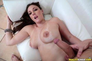 big tits, brunette, tits, wet