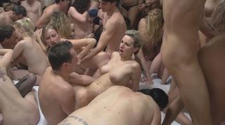 czech, group sex, party, swingers