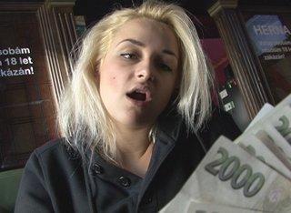 blonde, money, reality, slut
