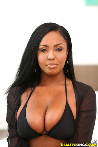 Ebony black pornstar gallery