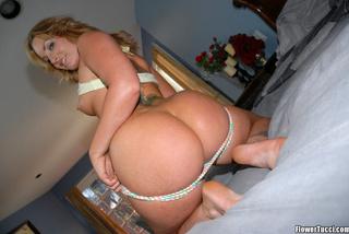 nasty lass white top