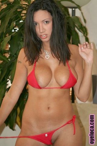 Latina bikini galleries