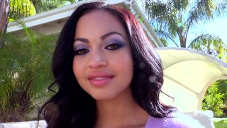 sexy brunette slut naturally