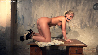 hot ass blondie knees