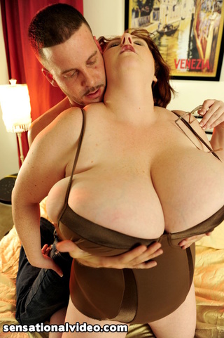 Bbw super size boobs