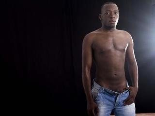 ebony gay bryanhard1 striptease
