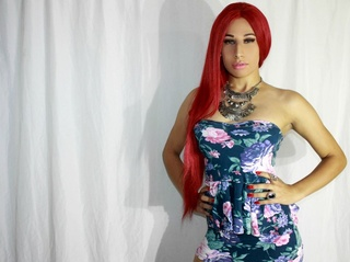 latin young transgender nicky11inch