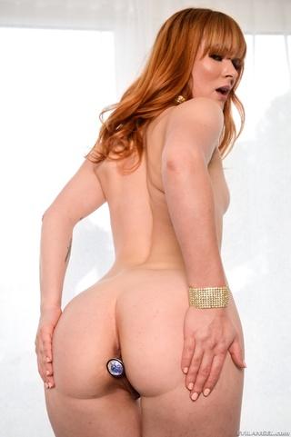 ginger bimbo sticks red