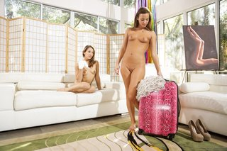 lesbian face-sitting action tanned