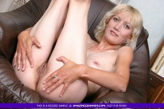 steaming hot granny shows