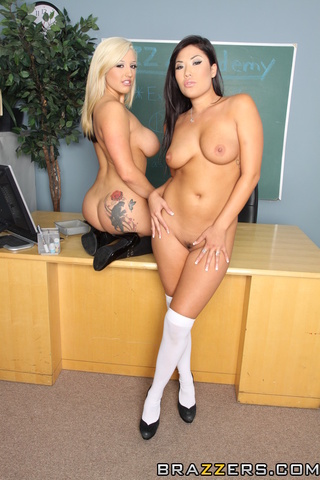 big tits hotties seduce
