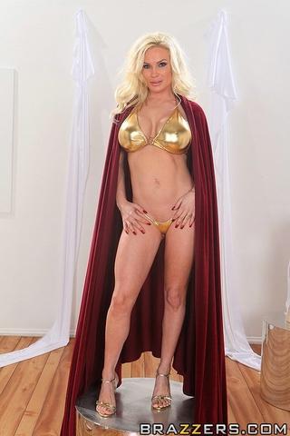 golden bikini blonde revealed