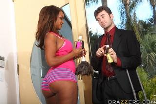 black booty ebony girl