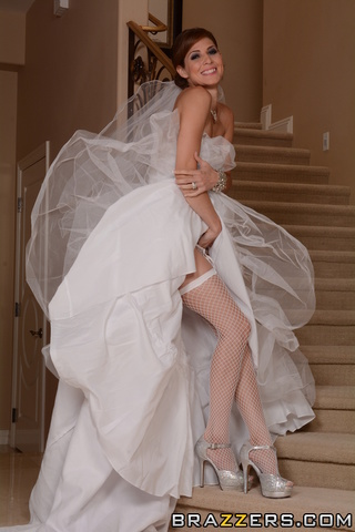 Bride latina nude