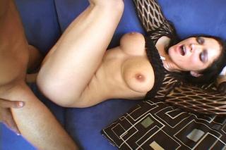hot raven haired slut