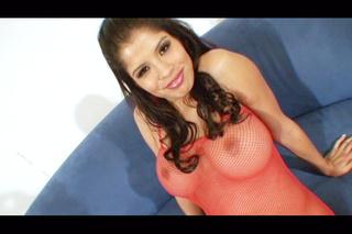 sexy latina babe sheer