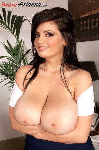 big tits, glasses, secretary