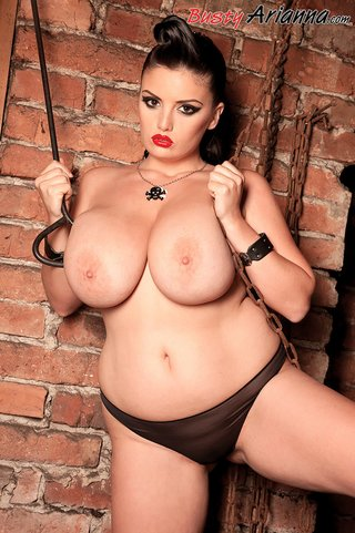 big tits, brunette, dungeon, latex