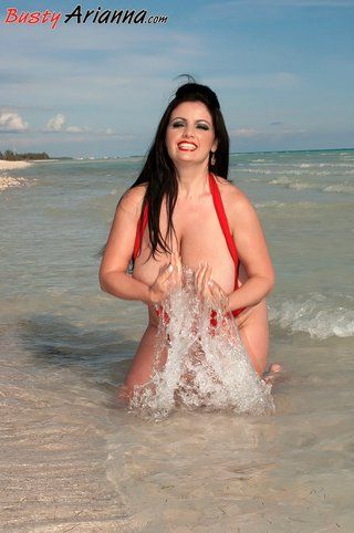 bbw, big tits, skinny, swimsuit