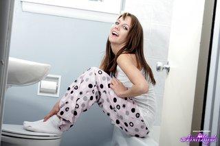 bathroom, individual model, wet, white
