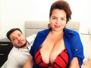 latin couple brazilhotcouple swallow