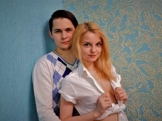 white couple marynjohn like
