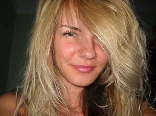 white milf long hair