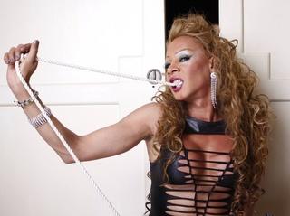 latin transgender pamelahotstar dancing